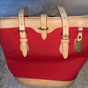 Dooney and bourke cabriolet tote.